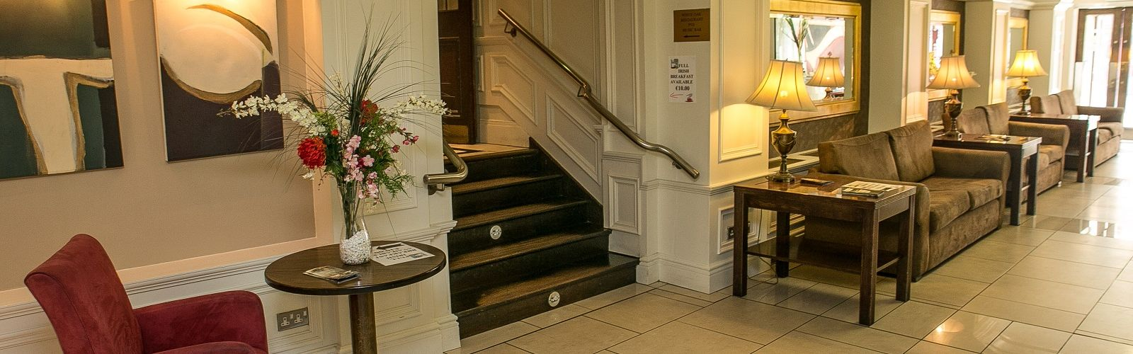 Lobby Accommodation KIlkenny City Centre