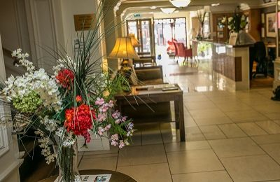 Hotel Kilkenny City Centre Reception