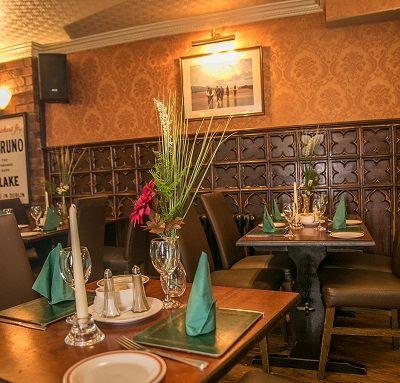 Gallery Bar Kilkenny City Centre White Oak Restaurant